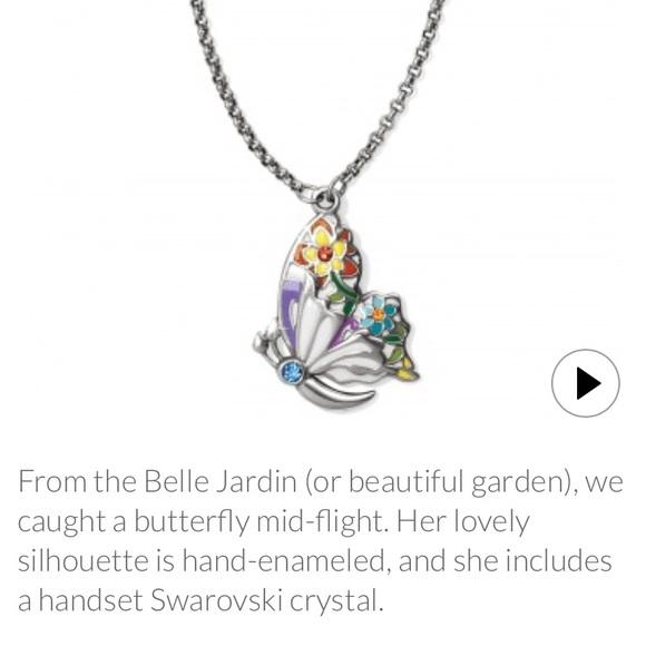 Brighton Jewelry | Belle Jardin Necklace | Poshmark